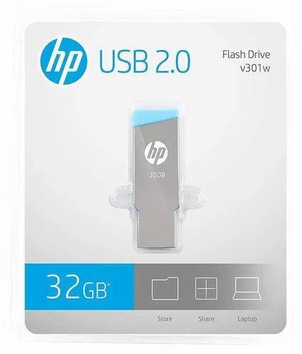 HP 32 GB USB Pen Flash Drive