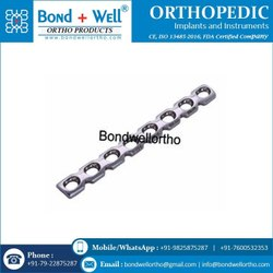 Orthopedic Implants Reconstruction Plate