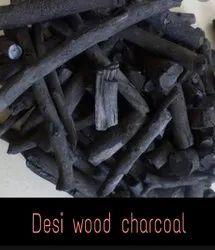 Desi Wood Charcoal
