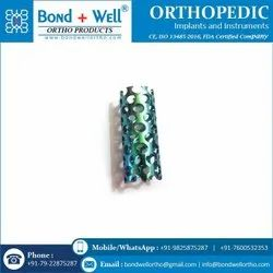Orthopedic Expendable Cage