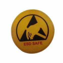 ESD Sticker