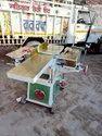 2 Hp Randa Machine With Side Jeck Cutter, For Wood Working, Machine Capacity: 13