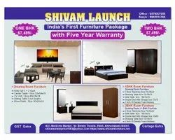 Residence Two BHK Furniture