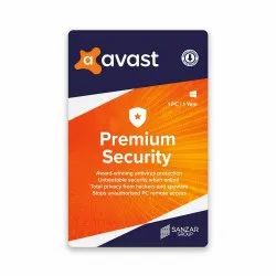 Avast Premium Securty 1 Pc 1 Year