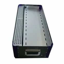 Orthopaedic Surgical Aluminum Box With Tray