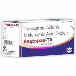 Razospas Tx Mefenamic Acid Tablet