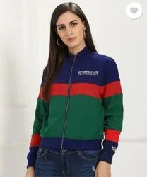 Branded export surplus ladies jacket