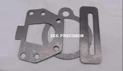 Black Flexible Graphite Gaskets, For Automobile, Thickness: 1 Mm