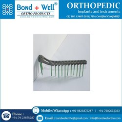 Posterior Medial Proximal Tibial Orthopedic Implants CPL
