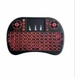 Wireless Mini Keyboard With Lighting