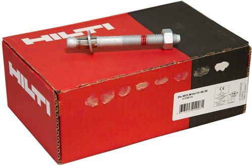Hilti Chemical Anchor Bolt