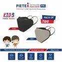 Pietex Reusable Kids Face Mask, Number Of Layers: 7