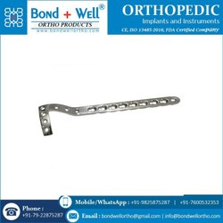 Orthopedic Implants Proximal Tibial Locking Plate