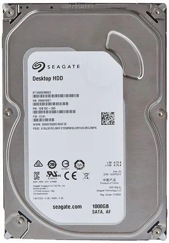 Seagete 1 Tb Hard Disk