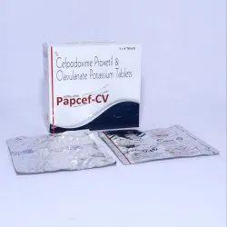 Cefpodoxime 200mg Clavulanic Acid 125mg