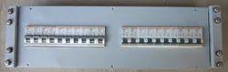Rontel Galvanized Iron 19inch Power Distribution Panels, IP Rating: IP33