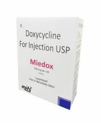 Doxycycline for injection