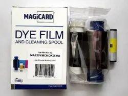 Magicard MA250 YMCKOKO Half Ribbon for Printer
