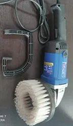 Hand Scrubber & Polishing Machine