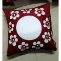 Flower Printed Cushion