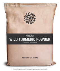 Wild Turmeric Powder - Curcuma Aromatica
