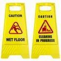 S12 Caution Board
