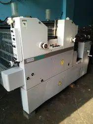 Multi Color Hamada Double Colour Non Woven Fabric Bag Printing Machine, Two, Max Bag Size: 16 x 22