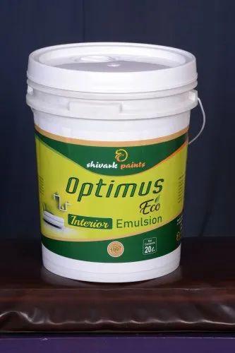 Optimus Eco Interior Emulsion