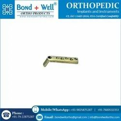 Orthopedic Implants Dynamic Hip System Plate
