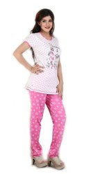Full Length Cotton LPJS 004 Ladies T-Shirt
