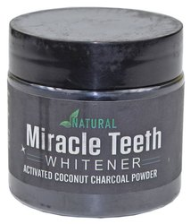 Powder Miracle Teeth Whitener