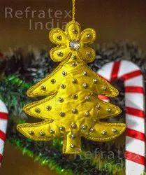 Tree Shape Christmas Ornament