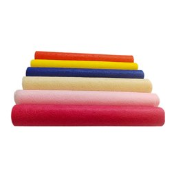 Color: MULTI COLOR Rose Print Embossed Non Woven Sheet, Capacity: 0.50 KG