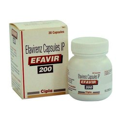 Efavirenz 200mg Tablets Efavir