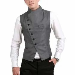 Plain Mens Wedding Waistcoat