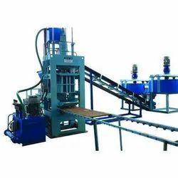 Automatic Fly Ash Brick Press Machine