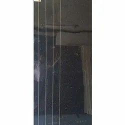 Black 6-7 Feet Glossy Vinner Wooden Door
