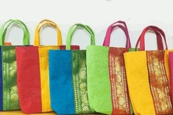 Jute Fancy Thamboolam Bag