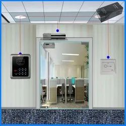 RFID Card Reader Door Access Control System With Pin Password And Electronic Door Locks