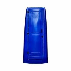 HDPE Prefab Globalloo''s Stack-A-Let Portable Western Toilet, No. Of Compartments: 1