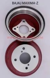 Brake Drum for BAJAJ MAXIMA-Z