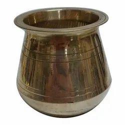 Golden Brass Satari Lota