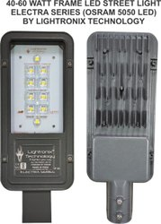 Lightronix Technology Pure White LED Outdoor Street Lights, 100-305VAC