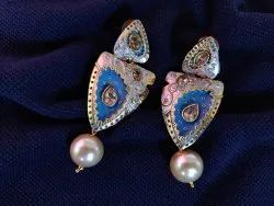 Color Antique Earrings