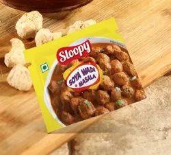 Sloopy Soya Wadi Masala, Packaging Type: Packet