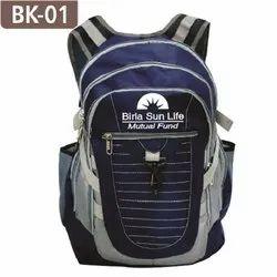 Krishiv Nylon Polyester School, College Backpack Bag