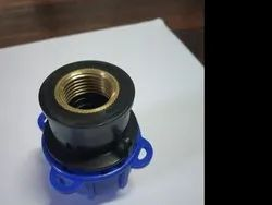 20mm ( 1/2 ) COMPRESSION FITTING FTA BRASS THREADED - HOUSE SERVICE CONNECTION