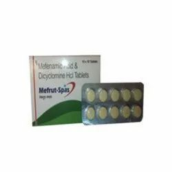 Mefrut Spas Mefenamic Tablet