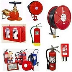Fire Fighting System And Alarm System