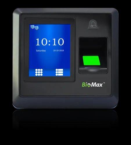 Biomax N-Bm300 Fingerprint Time Attendance System